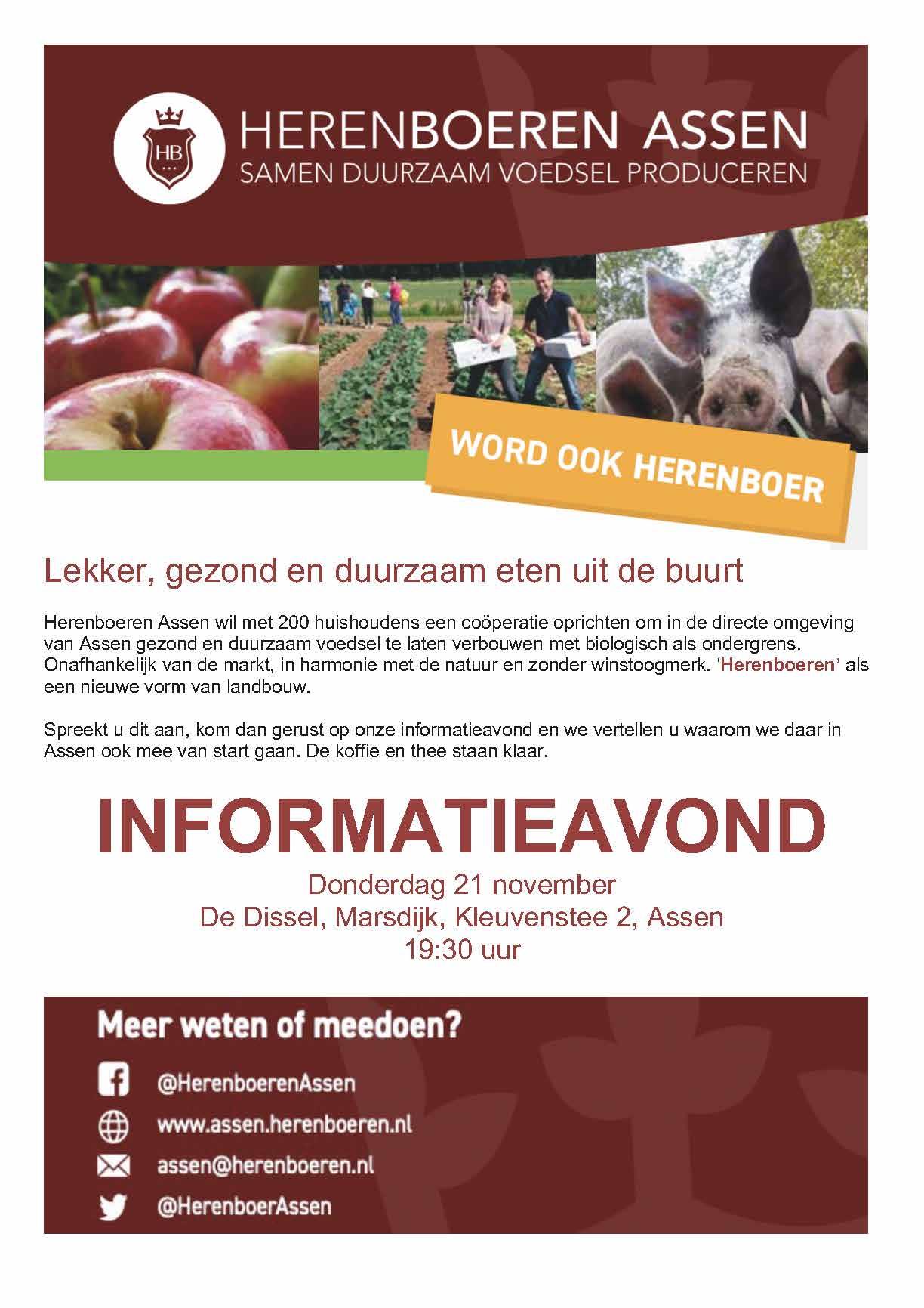 Flyer infoavond 21-11