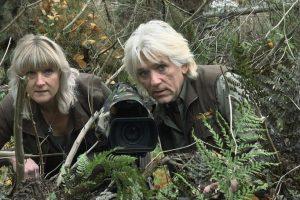Filmersechtpaar Henk en Janetta Bos