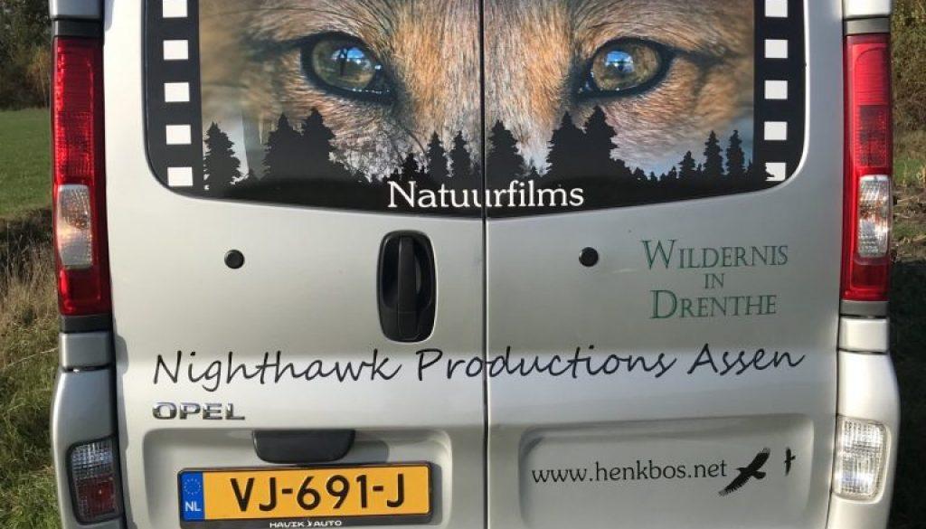 Nighthawk Productions, nulmeting 9 nov 2020