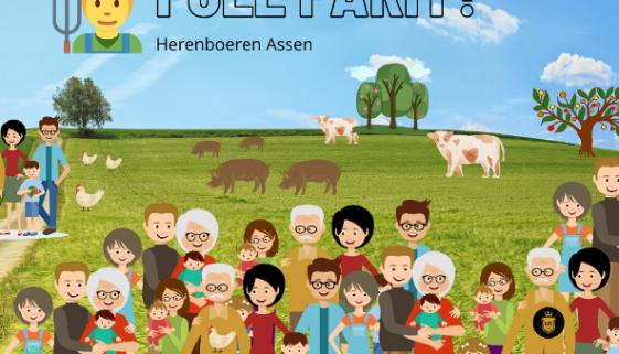 Full Farm Herenboeren Assen Hof van Rhee